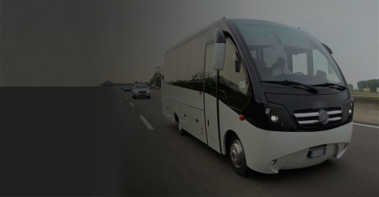 Flotta-Bus lusso-Chauffeur