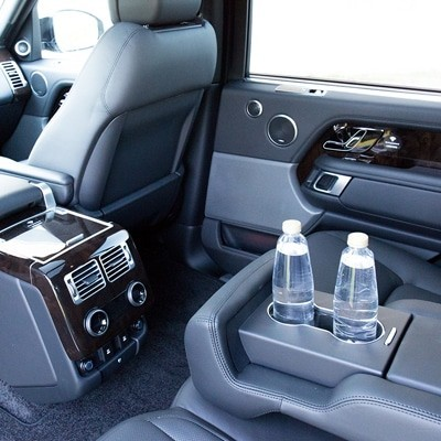 SUV - Travel Experience