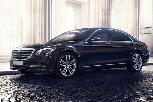 Scopri Mercedes Classe-S Long