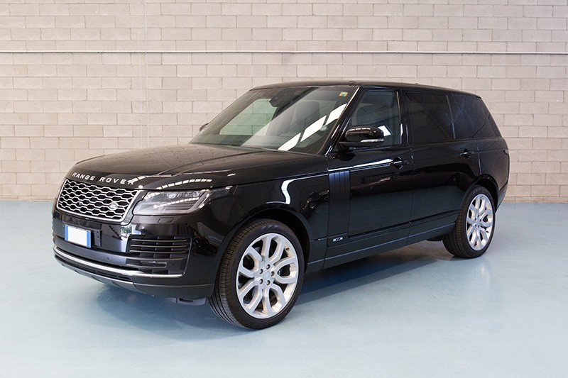 Private Transfer SUV Range Rover