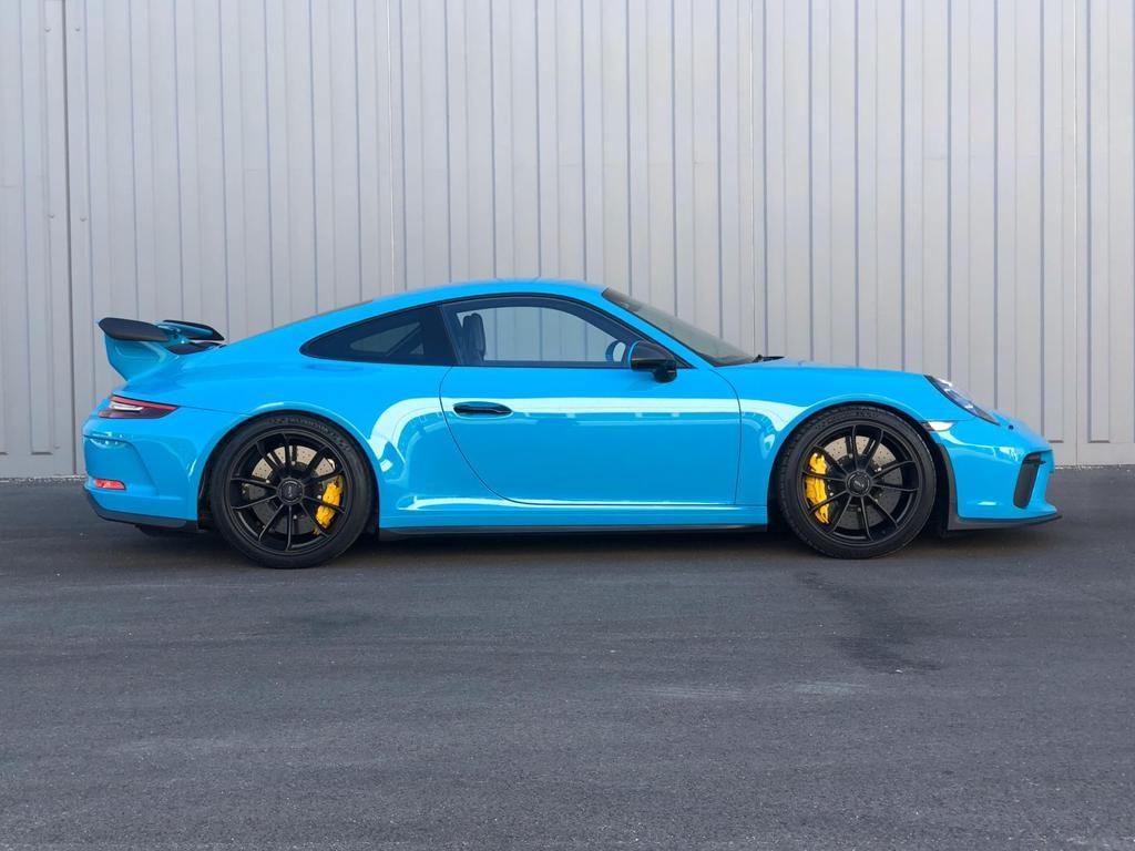Porsche-Azzurra
