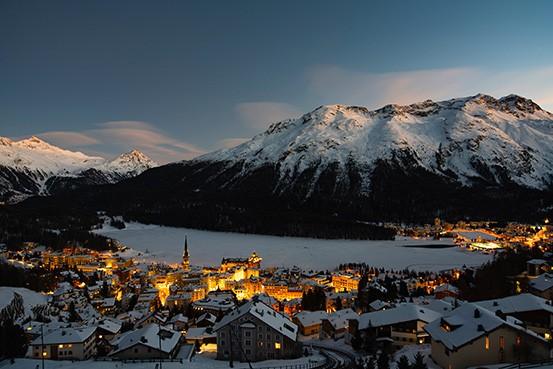 Private Transfer St.Moritz