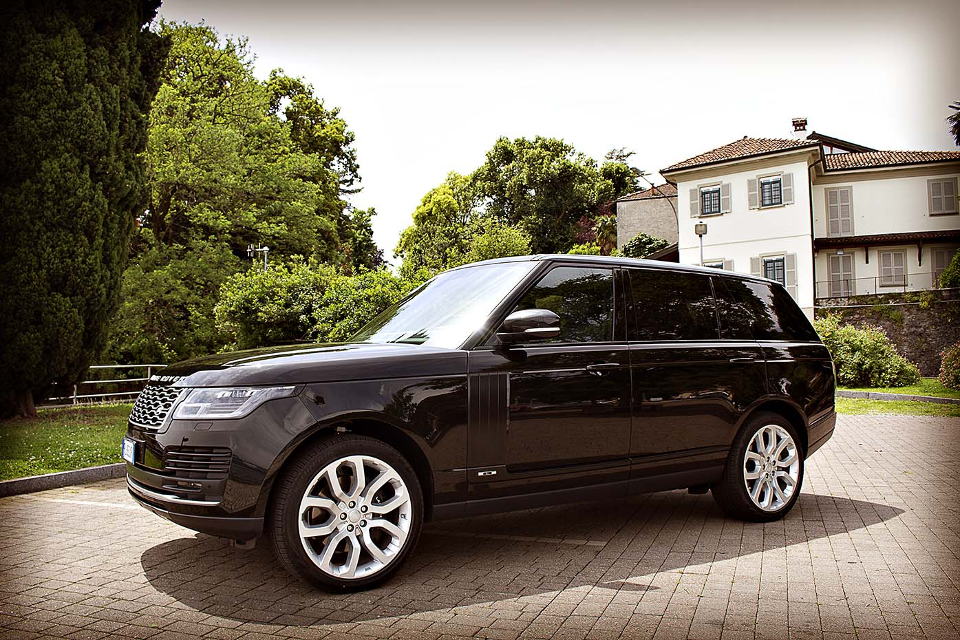 Range Rover Long Luxury