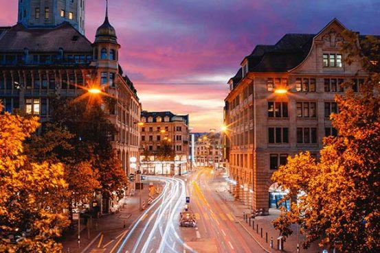 Zurich Night